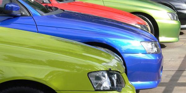 Colores de Autos para Hombres