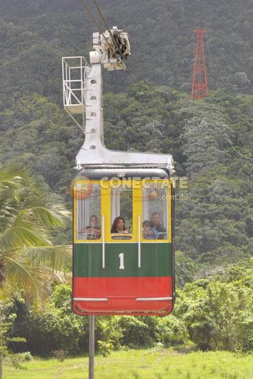 Teleférico de Puerto Plata