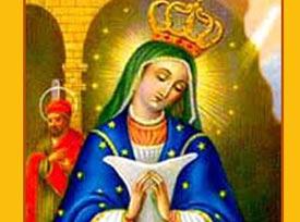 Resultado de imagen para imagenes de la Virgen de la Altagracia