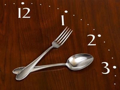¿No te da el tiempo para comer?