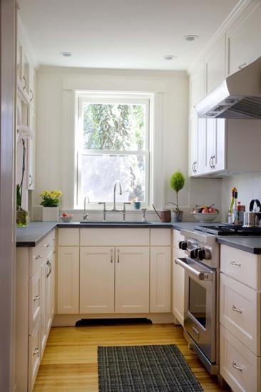 cocina pequea - Decorar Cocinas Pequeas