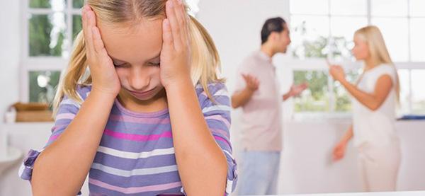 Como Hablar con los Niños sobre el Divorcio