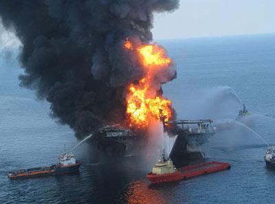 Derrame de Petróleo del Deepwater Horizon