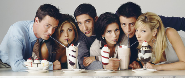 Friends-NBC