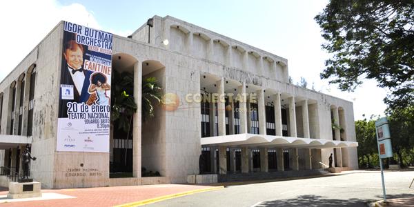 Teatro Nacional Eduardo Brito 1