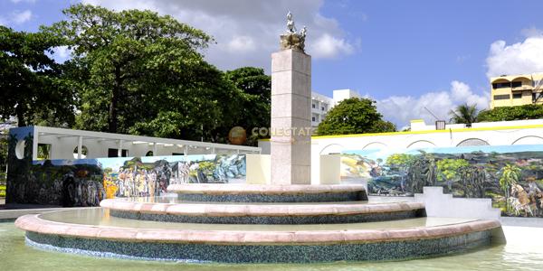 Parque Eugenio Maria de Hostos